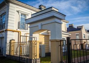 Жилой комплекс «Александровский» – Пушкинский классицизм