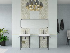 Отделка ванной комнаты плиткой: идеи и выбор материала для нескучного интерьера