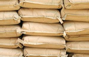 Цементно-песочная смесь