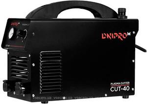Плазморез Дніпро-М CUT-40: лучший аппарат для плазменной резки украинского производства