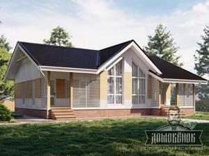 Каркасные дома: архитектура, конструкция и целесообразность
