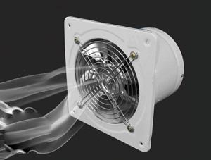 Бытовые вытяжные вентиляторы: выбор, устройство, монтаж и эксплуатация