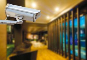 Видеонаблюдение как часть систем безопасности