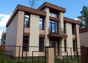 Таунхаусы – наиболее востребованный и оптимальный формат загородной недвижимости