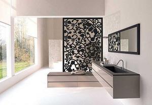 Интересный декор интерьера, созданный с применением лазерной резки: 7 идей