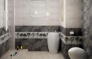 Керамическая плитка и керамогранит в эксплуатации и использовании для отделки помещений