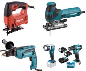 Базовый набор инструментов для домашней мастерской: лобзик и другие устройства