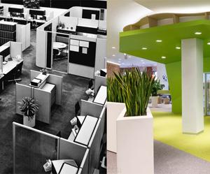Как выглядят офисы нового поколения