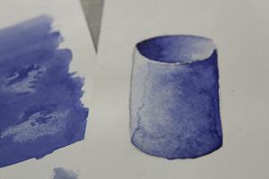 Графика и живопись в интерьере – особенности использования видов бумаги