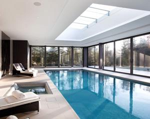 Проектирование частных бассейнов