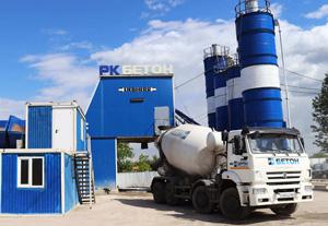 Качественный бетон в Москве от производственной компании «РК Бетон»