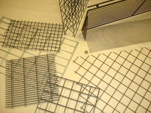 Сетки из нержавеющей стали в архитектуре