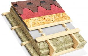 Подбор утеплителя для крыши, советы эксперта