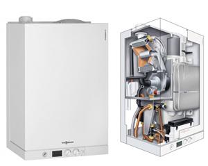 Vitodens 100: Экологичное и инновационное отопление с новым газовым конденсационным котлом