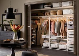 Виды шкафов-купе в зависимости от типов помещения