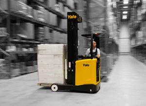 Yale – мировой лидер в области складских технологий
