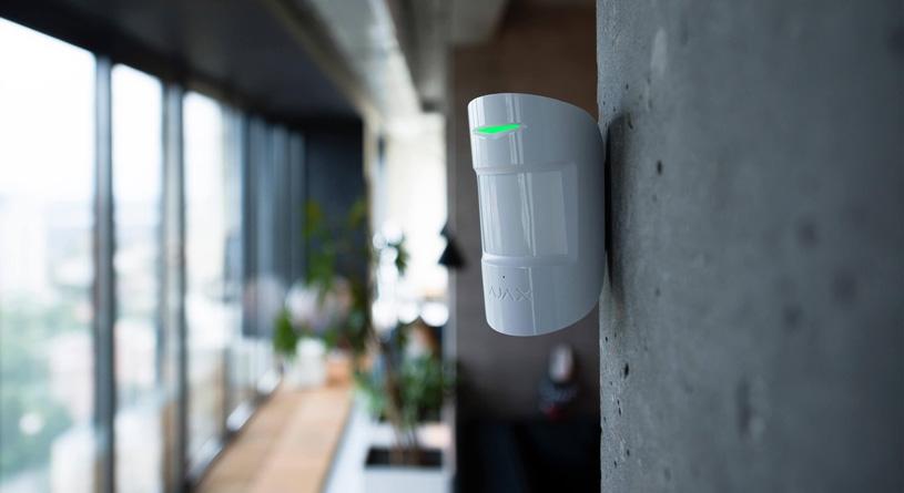 инфракрасный датчик движения охранной сигнализации