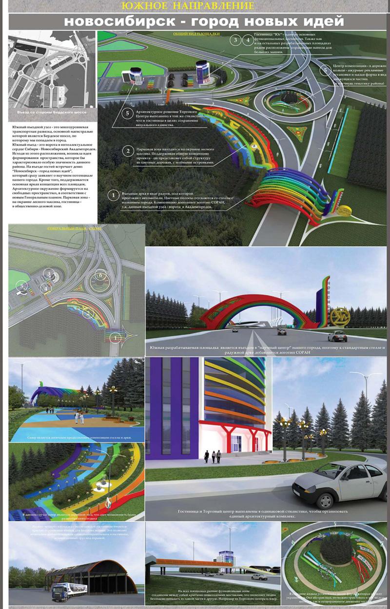 Дизайн среды