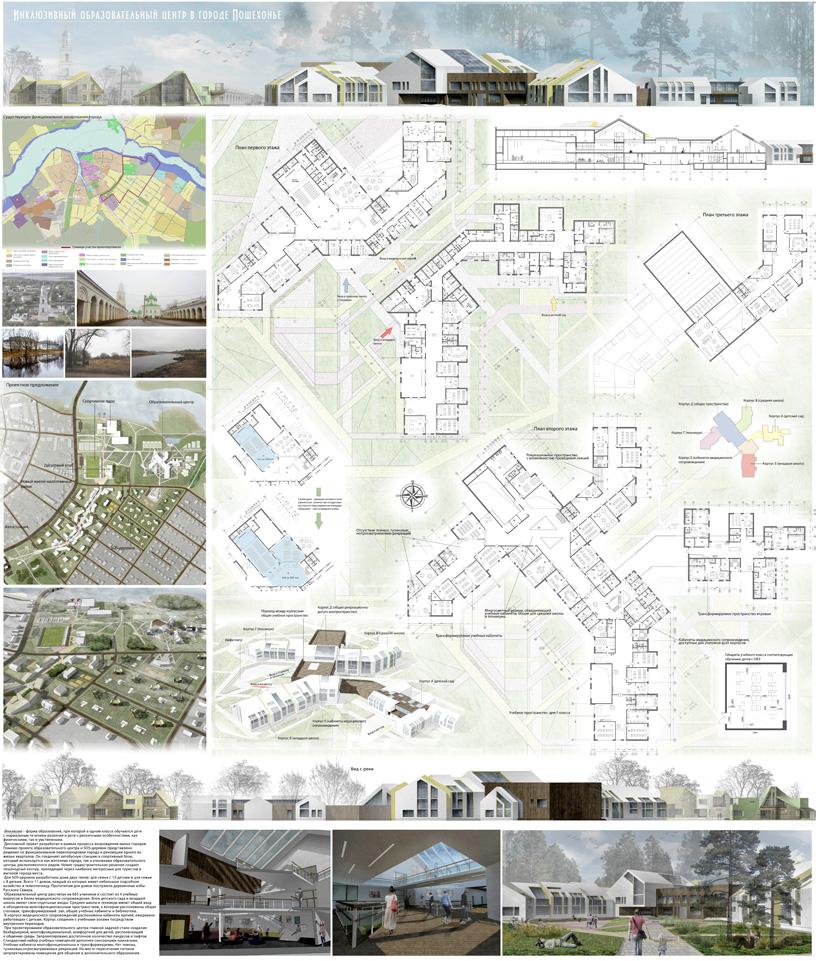 Конкурс по архитектурному проектированию