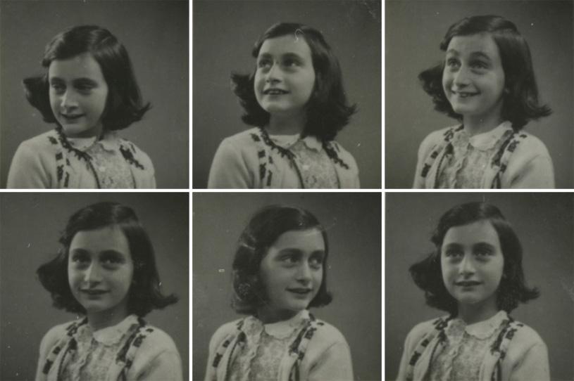 Выставка «Анна Франк. Дневники Холокоста» в Еврейском музее. Анна Франк, начало 1940-х, Фонд Анны Франк в Базеле