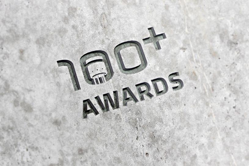 Шорт-лист премии 100+ AWARDS