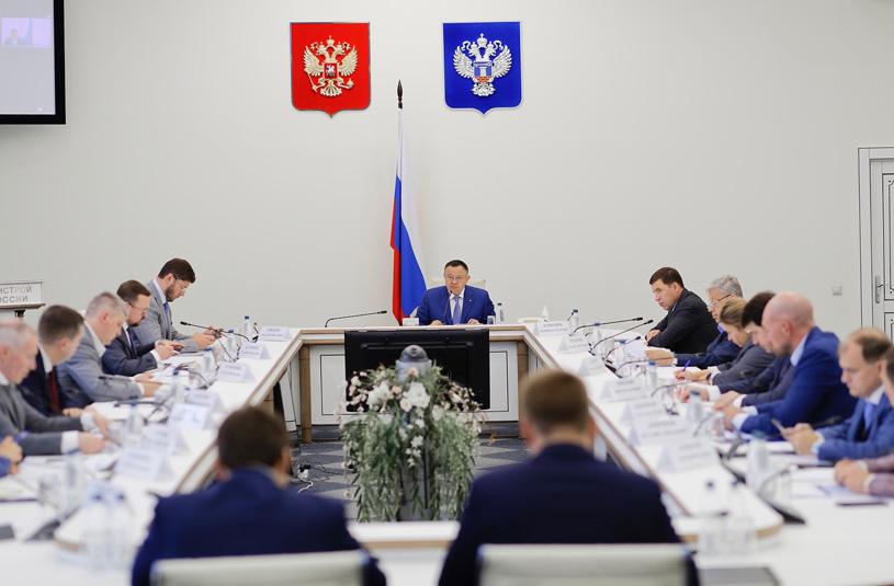 Глава Минстроя России одобрил концепцию проведения форума и выставки 100+ TechnoBuild 2021