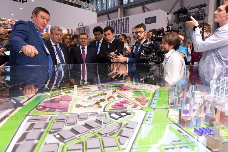 На 100+ Forum Russia 2019 обсудят градостроительные тренды