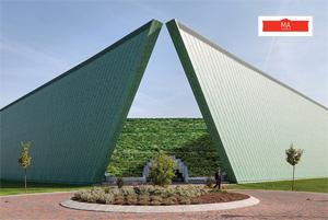 Выставка «Эмилио Амбас: от архитектуры к природе» в музее архитектуры имени А.В. Щусева