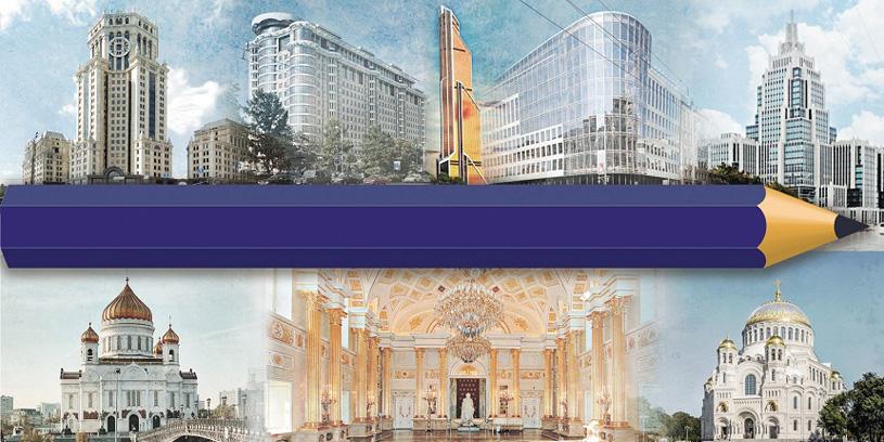 Выставка «Архитектор Михаил Посохин. Избранное» в Манеже
