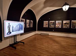 Выставка «Архитектура как искусство» в Петропавловской крепости