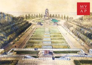 Выставка «Архитектура памяти» в музее архитектуры имени А.В. Щусева
