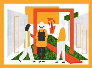 «Архрезиденция»: Новая сцена Александринского театра и Группа ЦДС запускают открытый лекторий по архитектуре и урбанистике