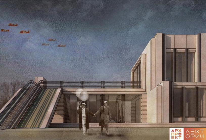 АрхПроект 2019: лекция Степана Липгарта «Архитектура как ремесло: искусство и техника»