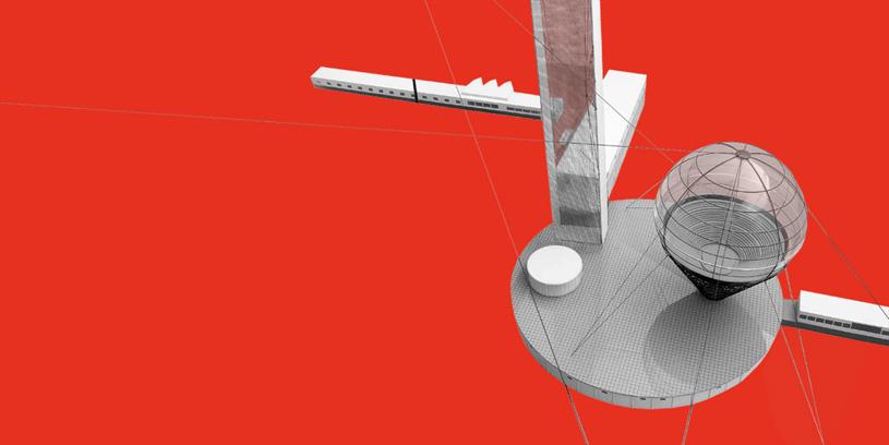 Выставочный проект «АВАНГАРДСТРОЙ. Архитектурный ритм Революции»