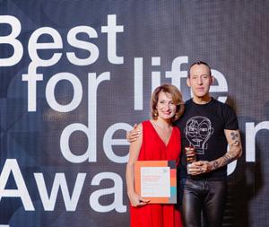 Состоялась Церемония награждения Лауреатов Международной Премии «Best for Life Design - 2019»