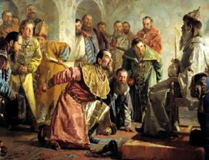 Цикл видеолекций по истории России от ранних славян до Московского царства (Bushwacker)