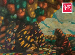 Выставка «Избранное за полвека. Живопись, графика, скульптура Кавказа и Средней Азии» в музее Востока