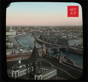 Выставка «Цветные осколки Империи» в музее архитектуры имени А.В. Щусева