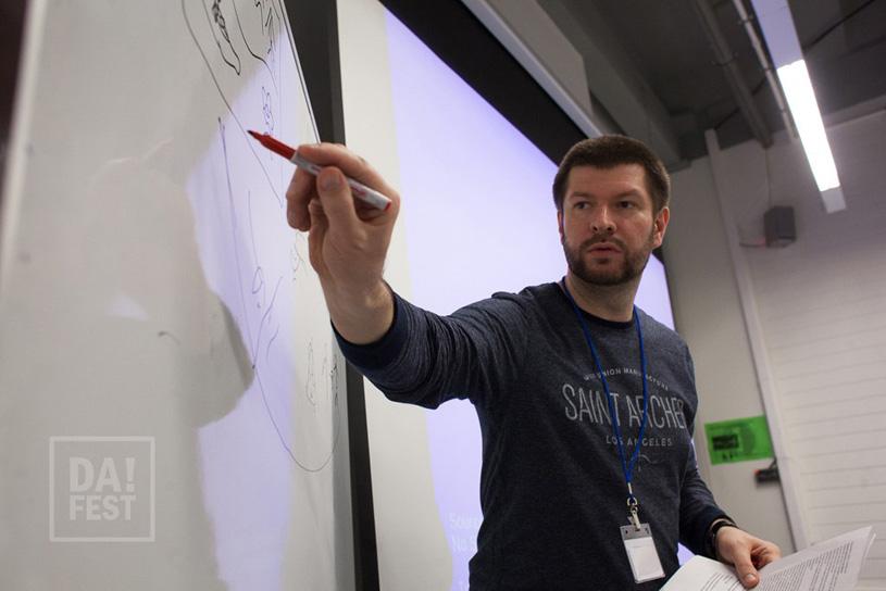 Лекция Евгения Бручаса «Архитектурная визуализация - зачем она нужна девелоперам, архитекторам и обычным людям?»