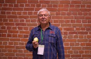 Мастер-класс Тотана Кузембаева в рамках фестиваля «Эко-Берег 2019»