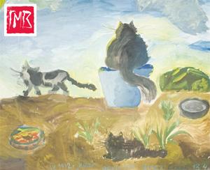 Выставка «Экология и творчество» в музее Востока