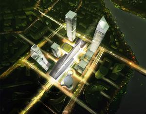 «Екатеринбург-сити». Открытый международный конкурс на лучшую архитектурно-художественную концепцию многофункционального городского центра