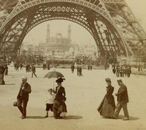 Выставка «Всемирная выставка в Париже 1900 года в стереопарах и фотографиях» в музее архитектуры имени А.В. Щусева