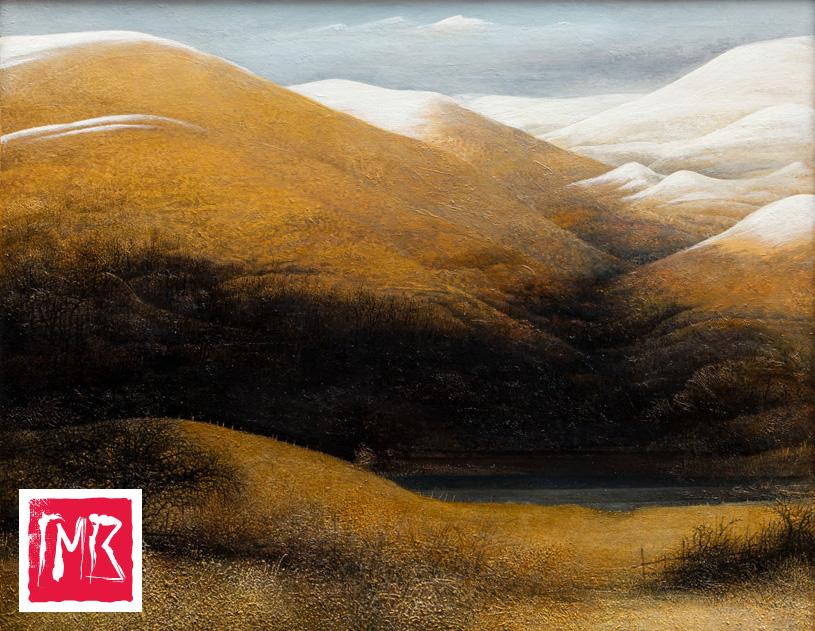 Выставка «Феликс Петуваш. Полет над тернами» в Музее Востока