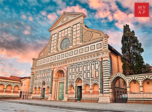 Цикл лекций Марины Лопуховой «Искусство Флоренции» (12 марта – 16 апреля 2021)