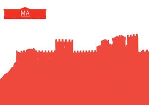 Выставка «Крепости и исторические объекты Крыма» в Музее архитектуры им. А.В. Щусева