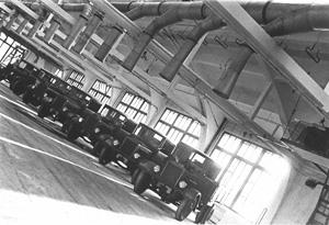 Выставка «Дом для машин. Бахметьевский и другие гаражи»