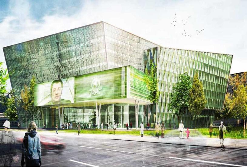 Конкурс на лучшую дизайн-концепцию «Дом для НТВ»