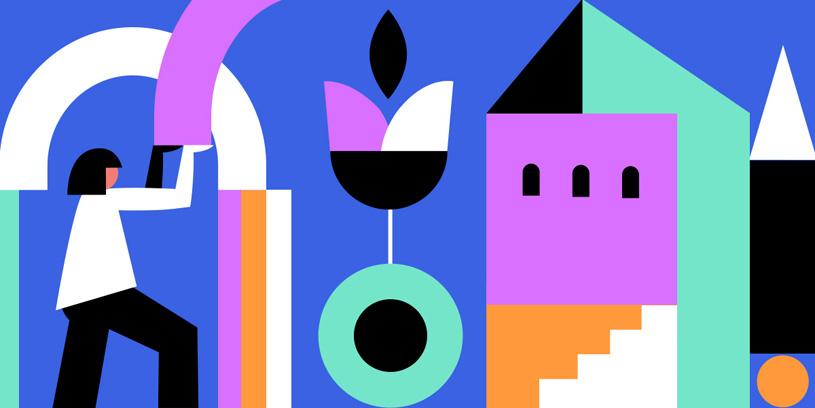 Цикл лекций и воркшопов «Человек. Пространство. Город. Как спроектировать «третье место»