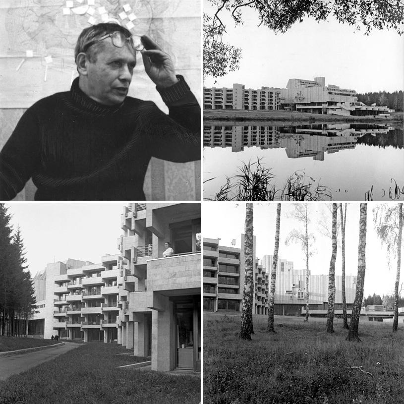 Выставочный проект «Архитектор Чернявский. К 100-летию со дня рождения мастера»